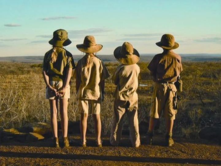 Tailor made safaris - travelling with children in Namibia