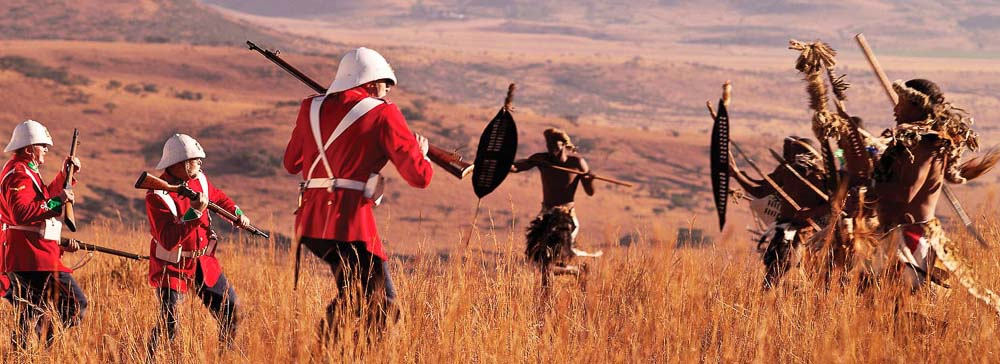 tailor made safaris - Zululand battle fields