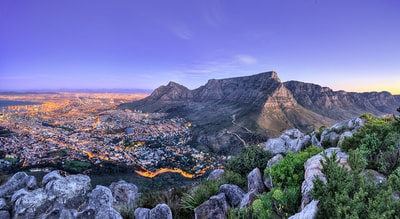 Tailor Made Safaris - Table Mountain