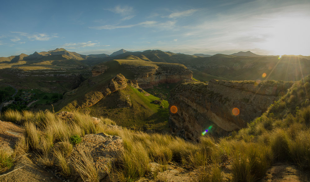 Tailor Made Safaris - Drakensberg - Golden Gate Highlands