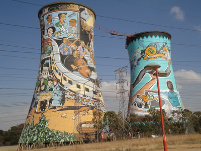Tailor made safaris -  Soweto bicycle tour