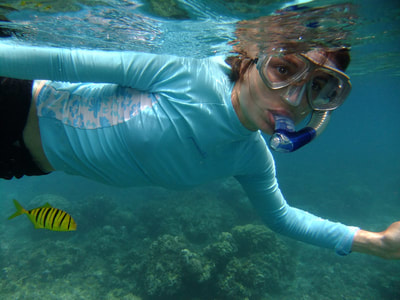 Snorkeling in Kosi Bay or Cape Vidal